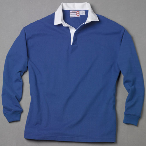Royal Rugby Shirt